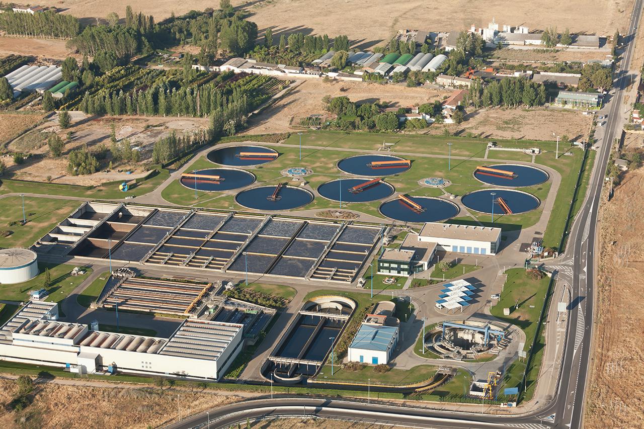 ACTIZYME, Ingeniería de aguas